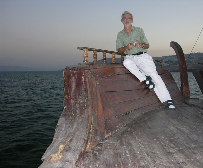 Zbyszek Turkiewicz - autor na Barce