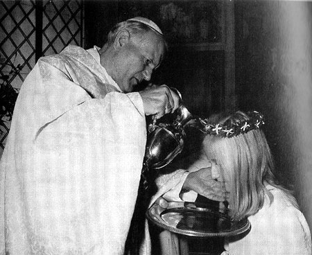 Chrzest Tesi